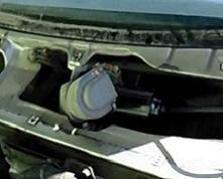 Motor de Limpa-Vidros, e Componentes