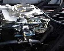 Carburador e Componentes