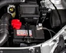 Bateria e Componentes Diversos