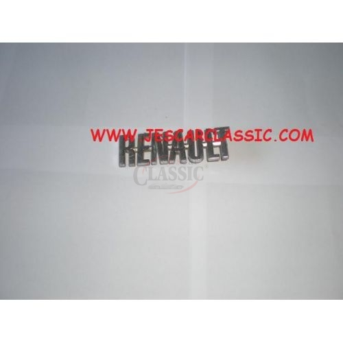 Renault 8 / Renault 10 - Emblema