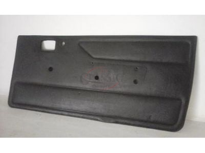 Sem modelo atribuído - Guarnição interior de porta direita (Quartela)