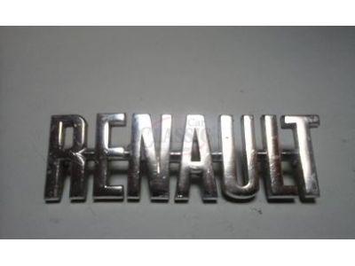 Alpine A110 / Renault 4 / Renault Caravelle - Emblema (RENAULT)