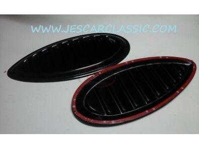 Ford Escort / Ford Sierra - Jogo de entradas ar para capot tipo (FORD-COSWORTH)
