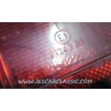 Porsche 911 - Reflector traseiro (BOSCH)