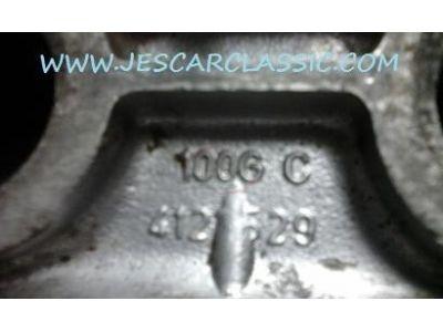 Fiat 600 / Fiat 850 - Cabeça de motor (100 GC)
