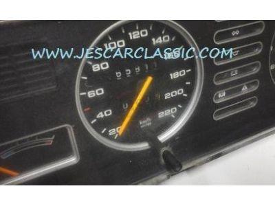 Opel Monza A / Opel Rekord E - Quadrante de conta KMS (AC DELCO)