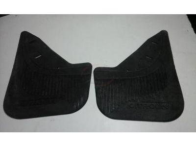 Citroen ZX - Jogo de palas rodas traseiras