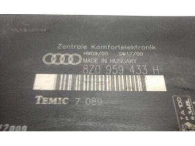 Audi A2 - Centralina