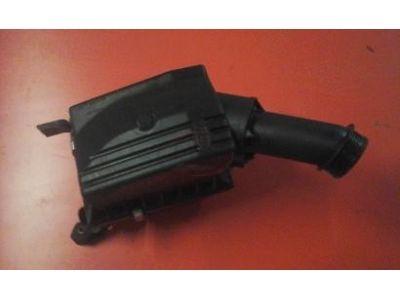 Ford Fiesta MKIII - Caixa do filtro ar