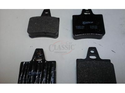 Citroen BX / Citroen CX - Jogo de pastilhas travão (VALEO)