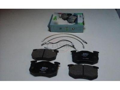 Alpine V6 / Citroen BX / Citroen Visa - Jogo de pastilhas travão (VALEO)