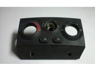 Fiat Punto I - Painel de comando ventilação