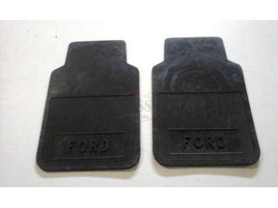 Ford Anglia / Ford Capri / Ford Cortina - Jogo de palas rodas traseiras