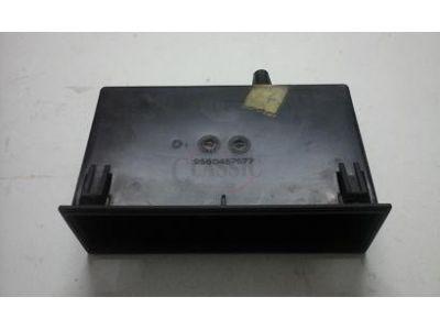 Citroen BX - Gaveta de consola porta objectos