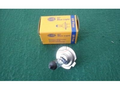 Lâmpada 12V 55W PX25d Blue Light