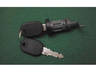 Fiat Uno II - Canhão de fechadura com chave