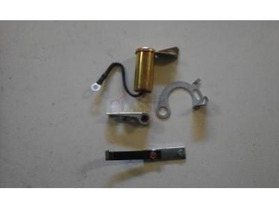 Citroen 2CV / Citroen AMI / Citroen Dyane - Platinado de distribuidor (DUCELLIER)