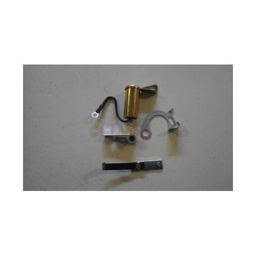 Citroen 2CV / Citroen AMI / Citroen Dyane - Platinado de distribuidor e condensador (DUCELLIER)