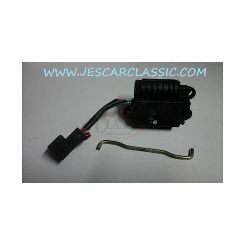Fiat Barchetta / Fiat Punto I - Comando de ajuste da caixa de aquecimento e ventilação com AC