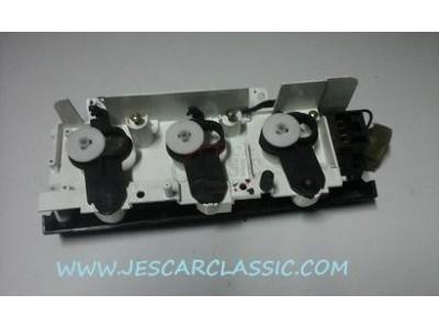 Lancia Y10 I - Painel de comandos ventilação do habitáculo