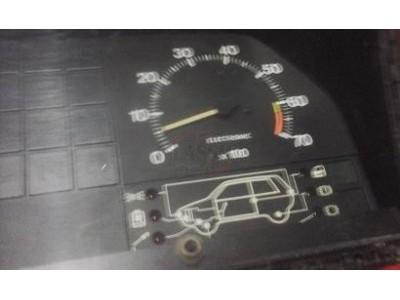 Fiat Uno I - Quadrante de conta Kms (VEGLIA)