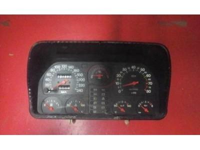 Fiat Uno I Turbo ie - Quadrante de conta Kms (VEGLIA)