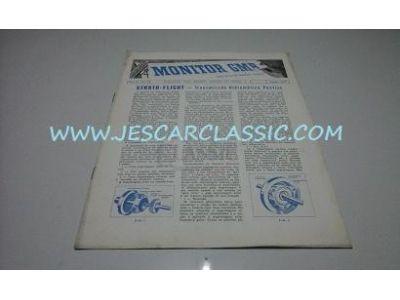 GMB - Revista de informações técnicas (Ano 11 - Nº11 1957)