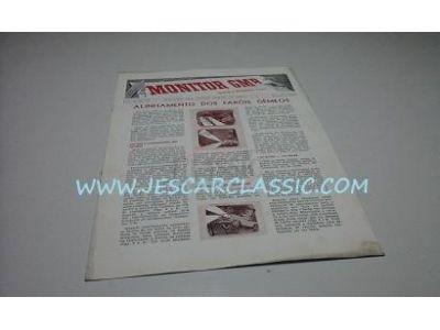 GMB - Revista de informações técnicas (Ano 12 - Nº12 1958)