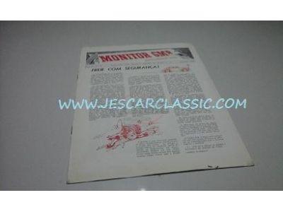 GMB - Revista de informações técnicas (Ano 13 - Nº1 1958)