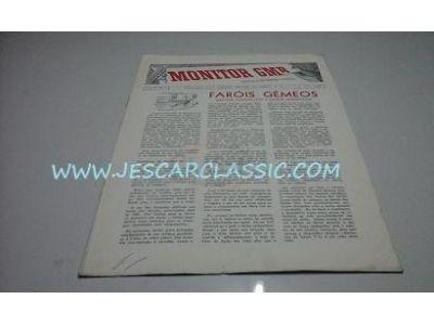 GMB - Revista de informações técnicas (Ano 12 - Nº7 1958)