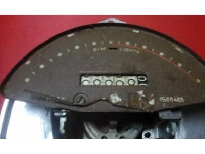 Chevrolet - Velocimetro de quadrante de conta kms