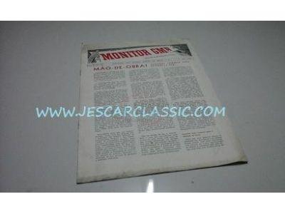 GMB - Revista de informações técnicas (Ano 12 - Nº10 1958)