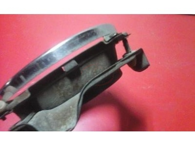Aplicação Desconhecida - Suporte de farol principal (Ø 130mm)
