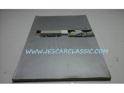Audi A6 C5 / Audi A6 Avant C5 - Catálogo de lançamento