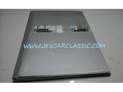 Audi A6 C5 / Audi A6 Avant - Catálogo de lançamento