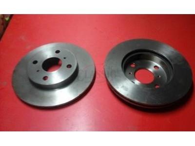 Toyota Paseo / Toyota Starlet V - Jogo discos de travão (LUCAS)