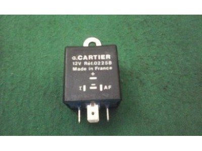 Citroen CX / Citroen Visa - Relé de temporisador (G. CARTIER)