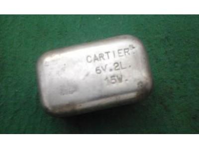 Citroen 2CV - Relé (G.CARTIER)