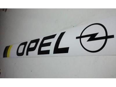 Opel - Faixa decorativa de para-sol