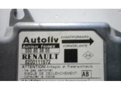 Renault Scenic I - Módulo de airbag
