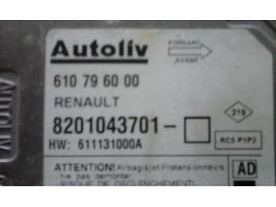 Renault Clio III - Modulo de airbag