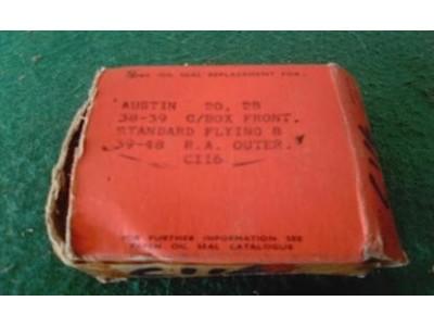 Austin 20 / Standard 8hp - Retentor da caixa velocidades