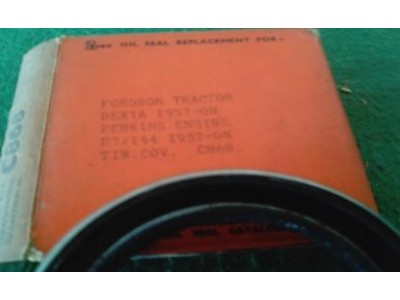 Fordson Dexta / Perkins - Retentor de cambota