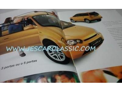 Honda HR-V - Catálogo de lançamento