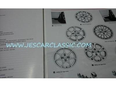 Honda Civic VI - Catálogo de acessórios