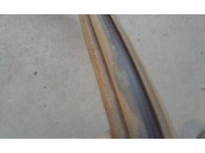Citroen GS - Borracha do vidro para-brisas