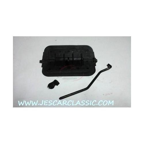 Opel Astra F - Difusor de ventilação habitáculo