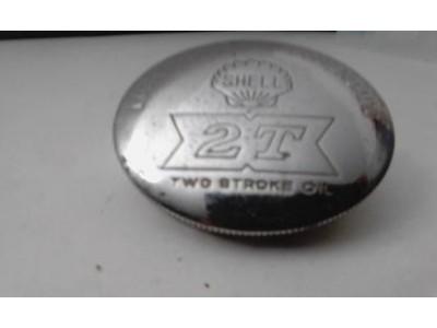 Aplicação Desconhecida - Tampa de depósito combustível (SHELL)