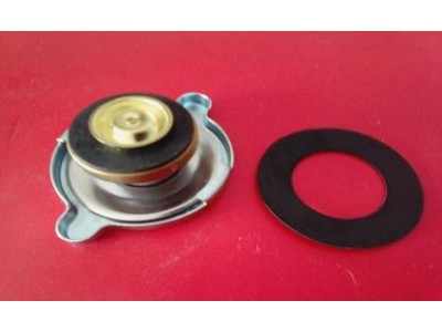 Austin Healey / Ford Anglia / Opel Kadett B - Tampa de radiador motor