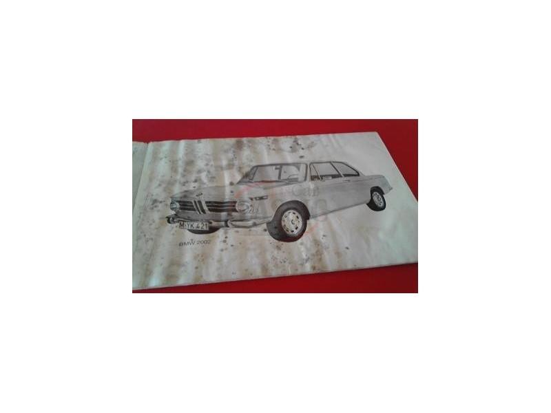 Bmw Serie 02 1600-2002 - Manual do condutor